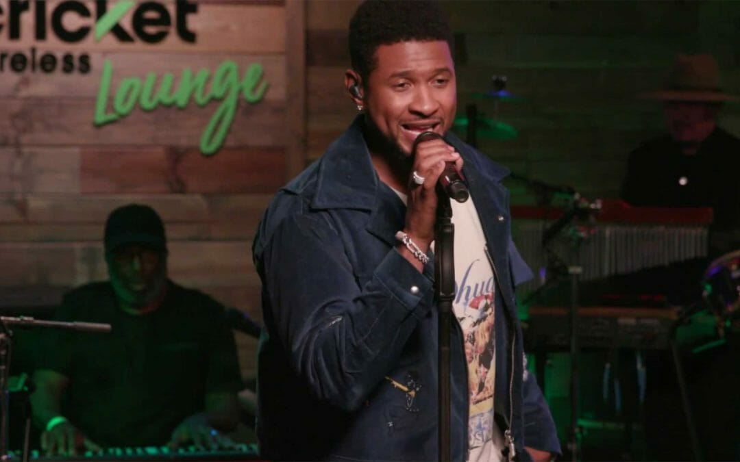 Usher's New Look Invites Dr. Alfiee to Virtual Youth Mental Health Summit